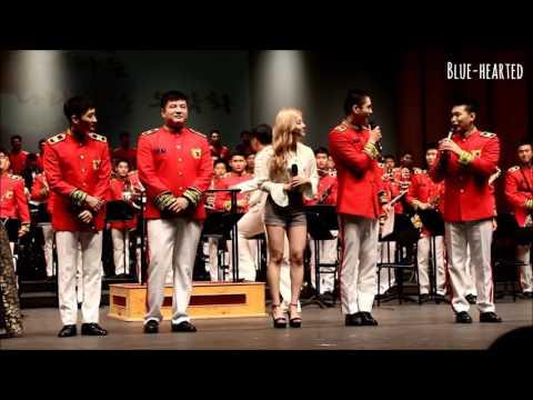 160623 - Love Country Music Concert 愛國音樂會 나라사랑음악회 - Super Junior 슈퍼주니어 - Ending Part