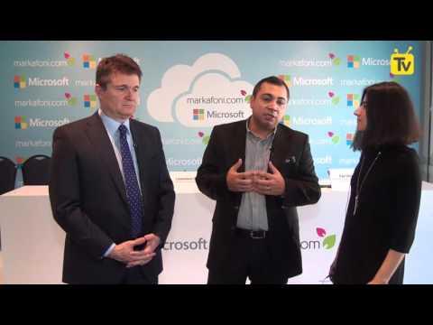 """Markafoni ve Microsoft Türkiye CEO'ları ile """"Bulut AVM"""" platformunu konuştuk"""