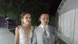 Дмитрий и Ирина, 13 07 2018, шатер Зефир  Чебоксары парк 500-летия