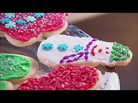 Trisha's Iced Sugar Cookies | Food Network
