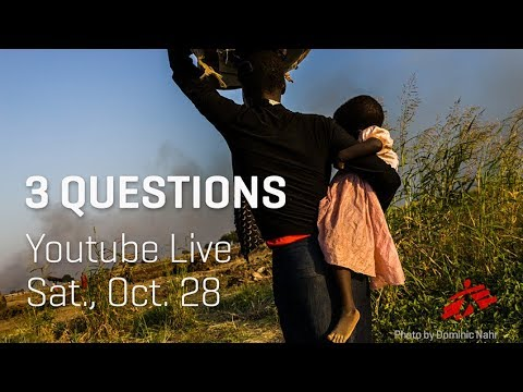 3 Questions: On the Front Lines of the Refugee Crisis