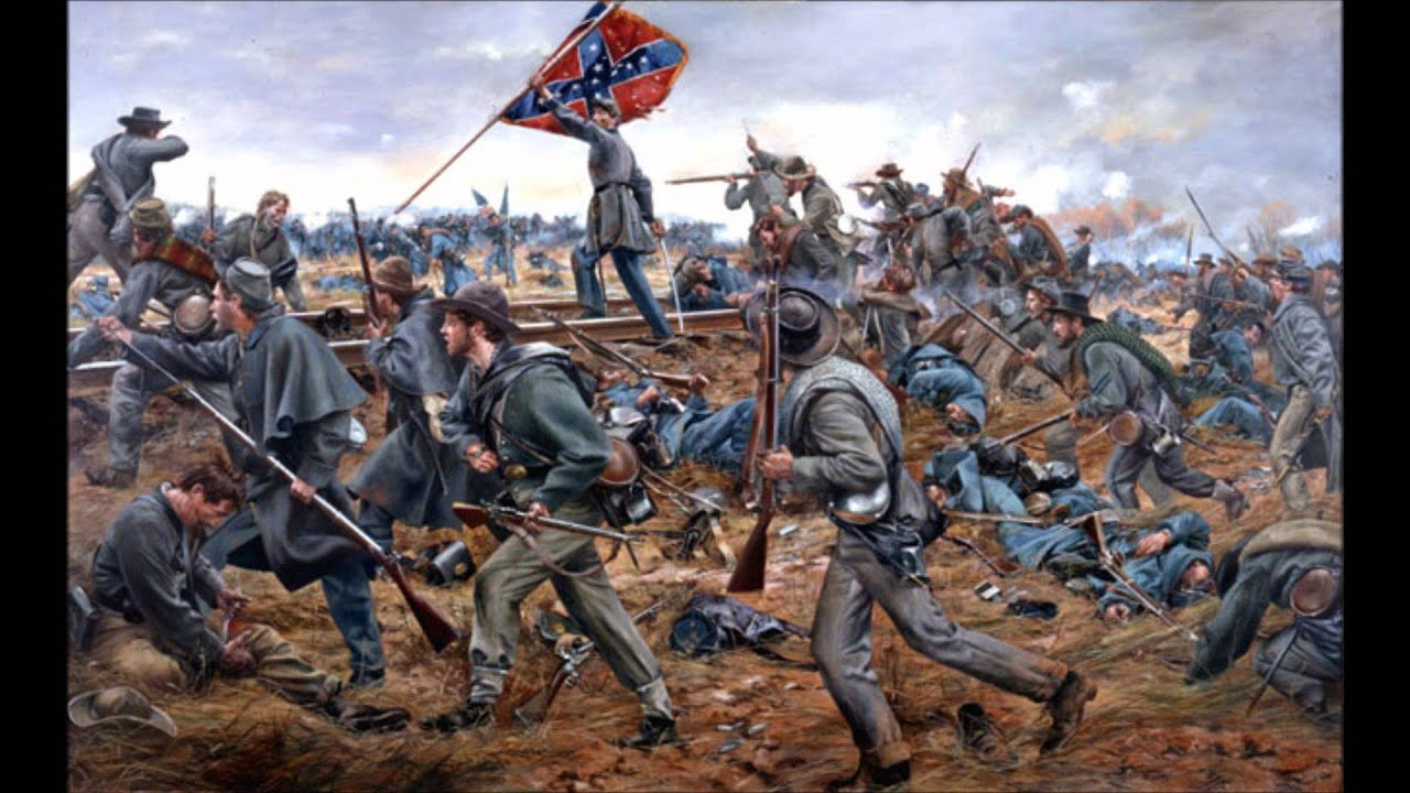 a brief analysis of all the battles that were fought during the american civil war In my study of african american history, the civil war was then walks the parks where the battles were fought by it was during the civil war that the.