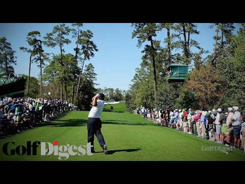 The Most Memorable Golf Shots at The Masters Tournament   Major Championships   Golf Digest