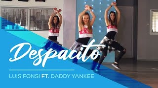 Despacito - Luis Fonsi ft Daddy Yankee -Easy Fitness Dance Choreography