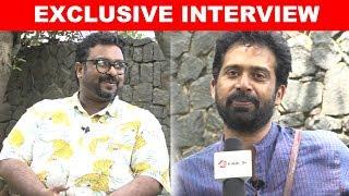 Exclusive Interview from Odu Raja Odu Team |  Guru Somasundaram | Nasser |  Lakshmi Priyaa