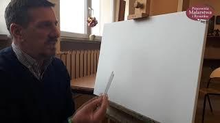 Malowanie farbami olejnymi. Odc. 2