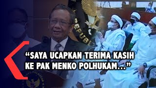 Download Rizieq Shihab Berterima Kasih pada Mahfud MD di Persidangan, Kenapa?