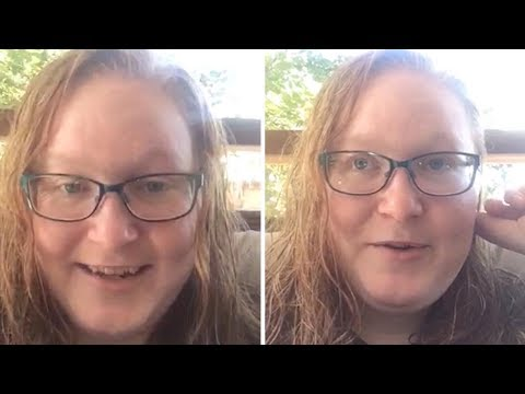 The Woody Show - Australian Woman Wakes Up and Talks Like This...