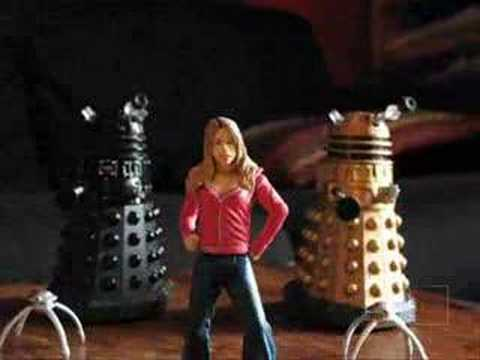 Billie and the Daleks - Because we want Who