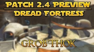 OSW :: Star Wars the Old Republic - Patch 2.4 Preview - Story Mode Dread Fortress: Grob