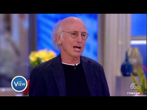 Larry David On Playing Bernie Sanders, Working With Joy, 'Curb Your Enthusiasm'  The View