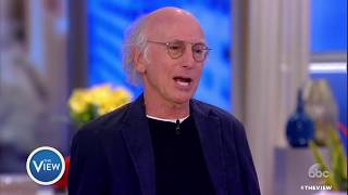 connectYoutube - Larry David On Playing Bernie Sanders, Working With Joy, 'Curb Your Enthusiasm' | The View