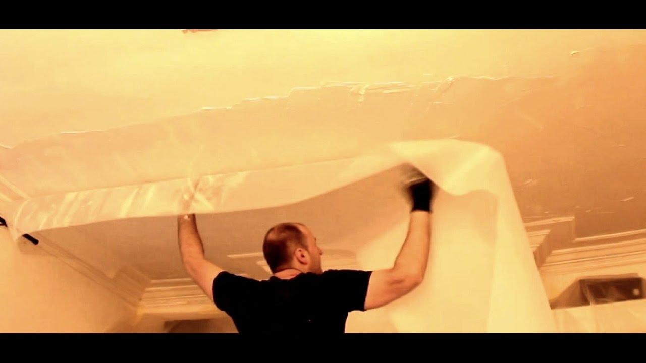 Toile À Enduire Plafond rénover un plafond ► fiss-net (1/3)