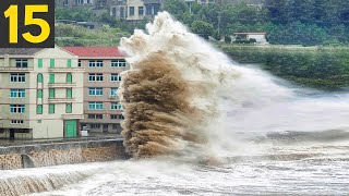 Download 15 MOST EXTREME Weather Events Caught on Video