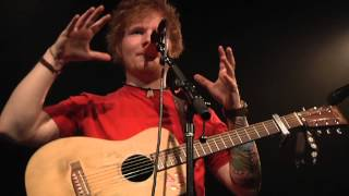 Ex'pression College | Ex'pression Session with Ed Sheeran