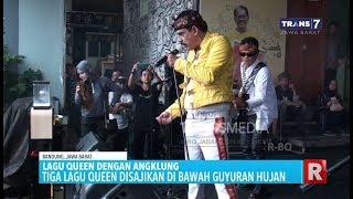 Konser Lagu-lagu Queen Dibawakan Dengan Musik Angklung