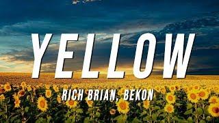 Rich Brian Yellow ft Bekon