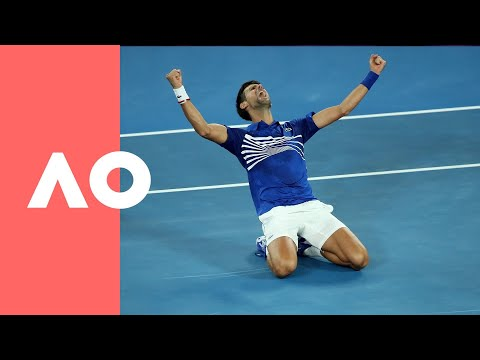 This is how the champion Novak Djokovic won | Australian Open 2019