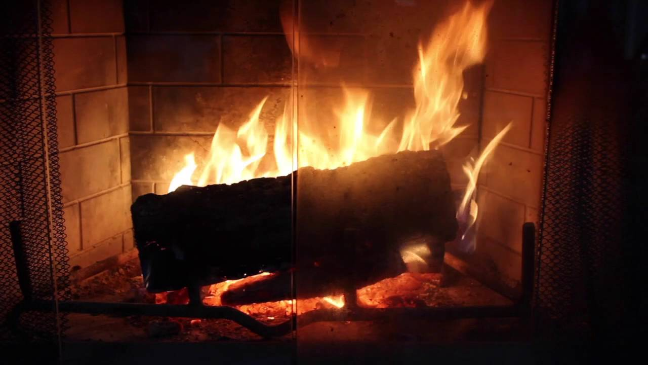 shockingly easy fireplace glass cleaning in 5 minutes youtube