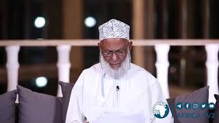 Sababu Wewe ni Allaah | 09 | Sheikh Zaid Bashir | Africa TV2