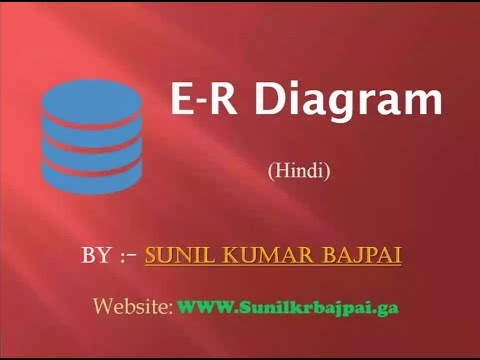 house wiring diagram in hindi lec 8:-- er model & er diagram. [hindi] - youtube er diagram in dbms in hindi