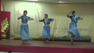 Dance Interpretation of a Beautiful Bengali song