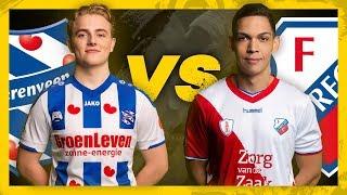 FLORIS JORNA (SC HEERENVEEN) VS DANNY HAZEBROEK (FC UTRECHT) | POULE B | SPEELRONDE 2 | XBOX