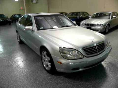 2000 mercedes benz s500 1909 sold youtube for 2000 s500 mercedes benz