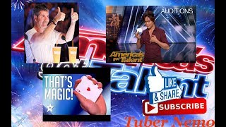 COLLECTION OF ALL THE CARDS America's Got Talent