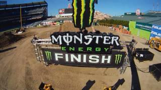 GoPro HD: Anaheim II Opening Day Monster Energy Supercross 2011