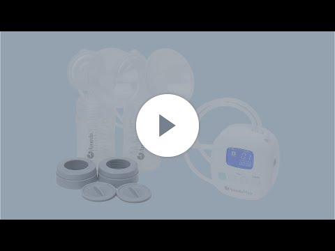 How to Use Guide  |  Ameda Mya Hospital Strength Portable Breast Pump