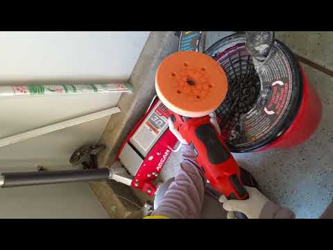 -How To Clean Polishing Pads The Professional Way!- BBN Detailing - Mobile #91