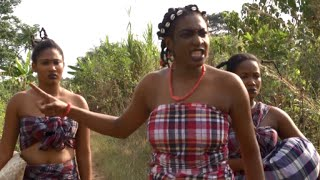 Chika Ike Confronts Warrior Over Digging His Own Grave In