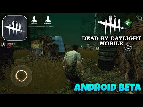 DEAD BY DAYLIGHT - Android Beta Gameplay (DBD MOBILE)