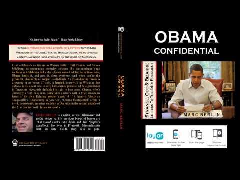 "Obama Confidential audiobook: ""The Presidential Trailer"""