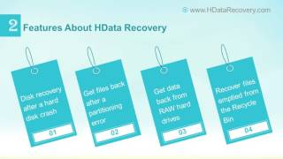 HData Recovery Tutorial   How to Recover Deleted Files From SD Card
