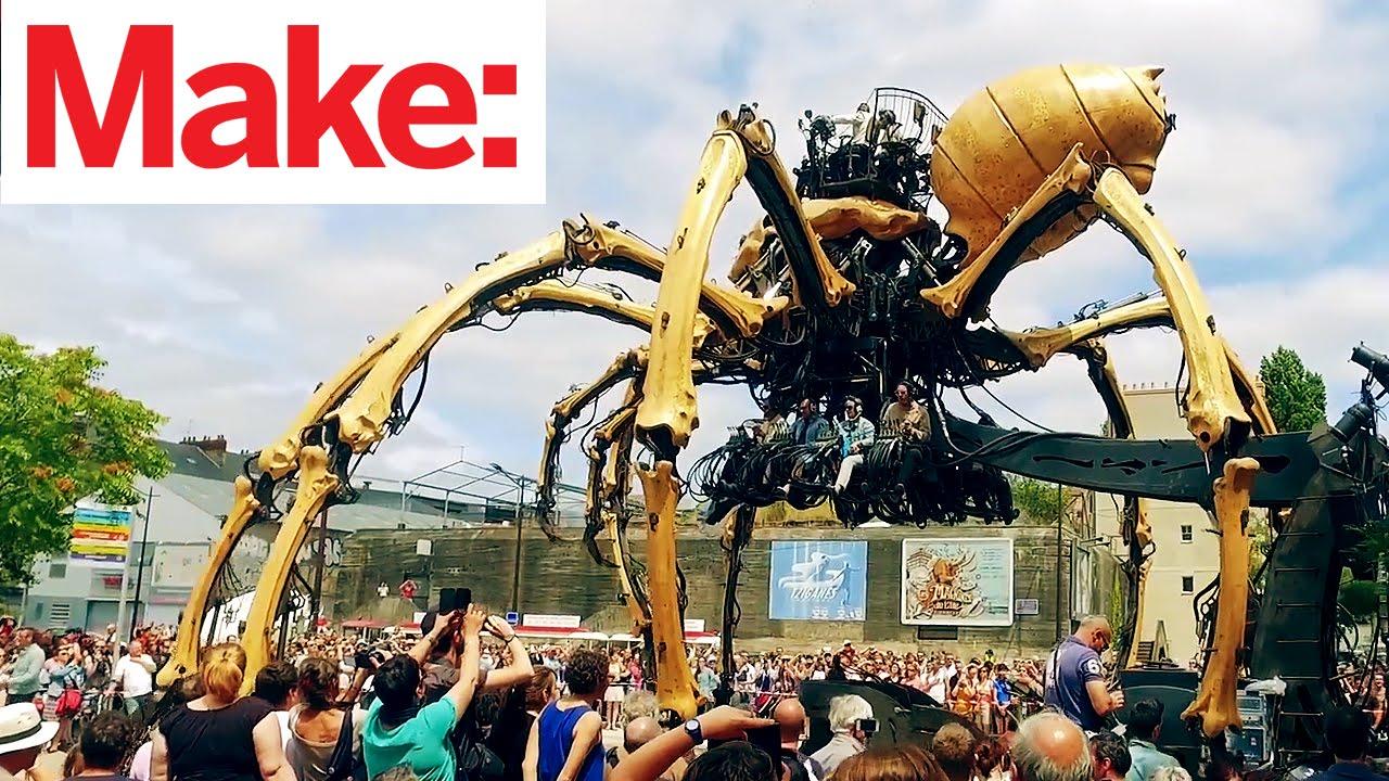 Maker Faire Nantes Video Tour Youtube