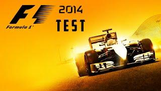 F1 2014 - Test | PC