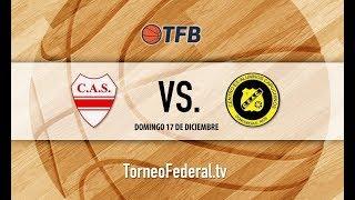 Mesopotamia: Atlético Saladas vs. Capuchinos de Concordia   #TFB