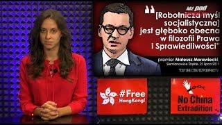 Dlaczego czepiam się socjalizmu i Morawieckiego?