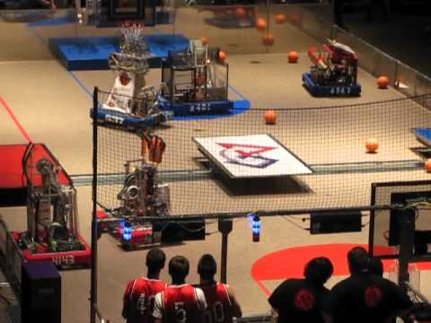 2012 Milwaukee Regional round 69