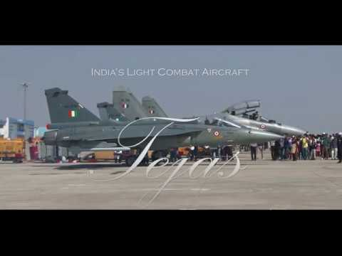 Tejas - India's Light Combat Aircraft