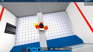 All of the Overdrive Maps! (Duo w/ ArcherRBLX) | Roblox Flood Escape 2