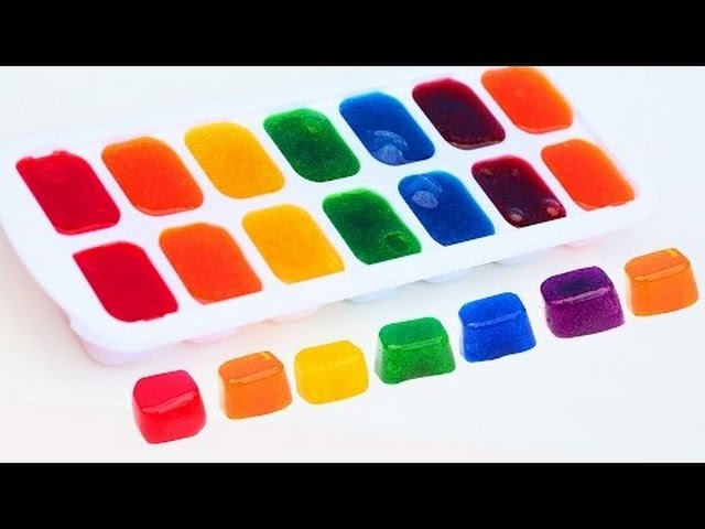How to make slime clay ice blocks diy slime jelly rainbow pretend how to make slime clay ice blocks diy slime jelly rainbow pretend play youtube ccuart Image collections