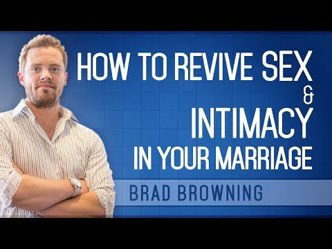 how to revive sex & intimacy in a marriage (get that spark back!)