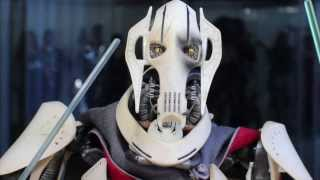 Star Wars Sideshow Collectibles General Grievous 1/6 Scale Collectible Figure Review
