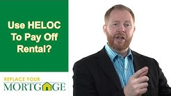 Rent Or Sell Your Property If On A Home Equity Line of Credit (HELOC)?