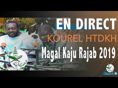 En direct déclamation de Qaça'id Conservatoire HTDKH: MAGAL KAZU RAJAB 2019