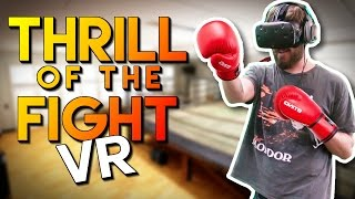 BELOW THE BELT | The Thrill of the Fight VR