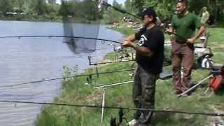 rybárske preteky šINTAVA 2013
